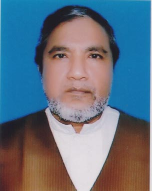 Prof. Ahsanullah Bhuiyan